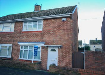 Thumbnail 2 bed semi-detached house for sale in Gardiner Road, Sunderland