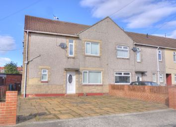 3 bed semi-detached house for sale in Westlea, Bedlington NE22