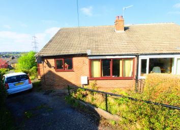 Thumbnail 2 bed semi-detached bungalow for sale in Elizabeth Close, Wyke, West Yorkshire