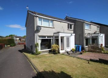 Thumbnail 2 bed flat for sale in Ingleston Avenue, Denny, Stirlingshire