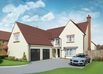 "Thumbnail 5 bed detached house for sale in ""The Buckingham"" at Lower Road, Chalfont St. Peter, Gerrards Cross"