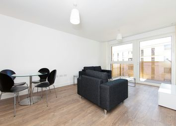 Thumbnail 1 bed flat to rent in Greenland Place, Copenhagen Court, Surrey Quays