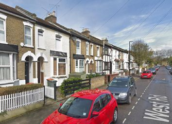 Thumbnail 3 bedroom terraced house to rent in West Road, Stratford, London, United Kingdom