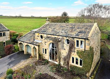 Thumbnail 4 bed detached house for sale in Thong Lane, Thongsbridge, Holmfirth