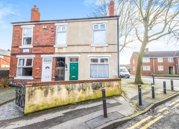 Thumbnail 3 bed semi-detached house for sale in Station Street, Darlaston, Wednesbury