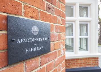 Thumbnail 1 bed flat for sale in St Hildas Mews, Imperial Avenue, Chalkwell, Westcliff-On-Sea