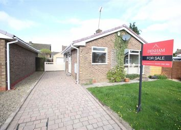 Thumbnail 3 bedroom detached bungalow to rent in Collyers Close, Hurworth, Darlington