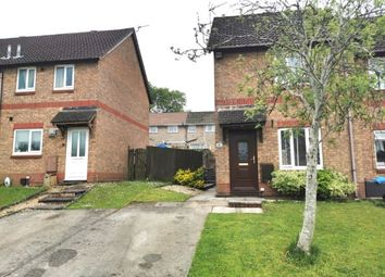 Thumbnail 2 bed end terrace house for sale in Brynamlwg, North Cornelly