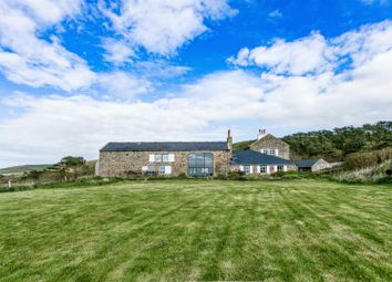 Thumbnail 5 bed country house for sale in Ramsey Road, Knocksharry, Peel