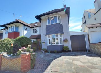 Thumbnail Semi-detached house for sale in Aberdeen Gardens, Leigh-On-Sea, Essex