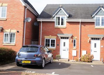 Thumbnail 2 bed terraced house for sale in Highlander Drive, Donnington Telford