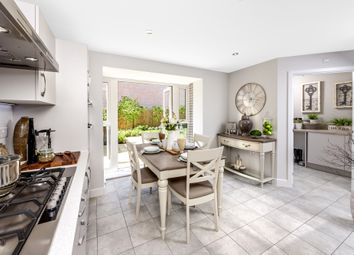 "Thumbnail 4 bed detached house for sale in ""Layton"" at Langmore Lane, Lindfield, Haywards Heath"