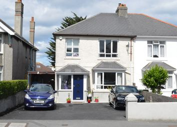 Thumbnail 3 bed semi-detached house for sale in Warbro Road, Babbacombe, Torquay