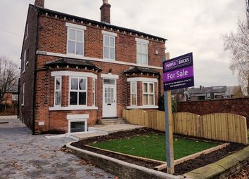 Thumbnail 5 bed semi-detached house for sale in Park Road, Altrincham