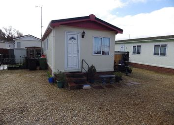 Thumbnail 2 bed mobile/park home for sale in Orchard Park, Heacham