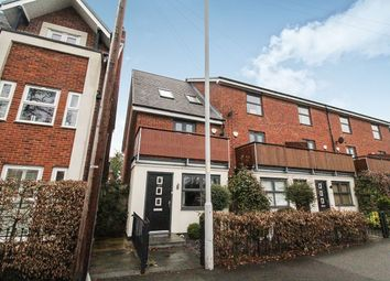 Thumbnail 3 bed terraced house to rent in Nell Lane, West Didsbury, Manchester