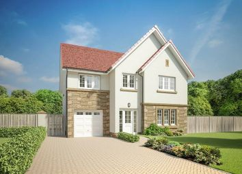 "Thumbnail 5 bed detached house for sale in ""The Crichton"" at Kirk Brae, Cults, Aberdeen"