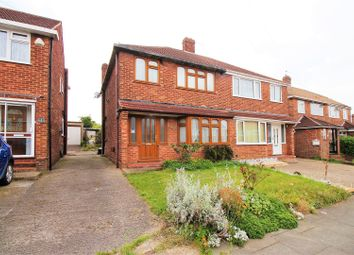 Thumbnail 3 bed semi-detached house for sale in Fleet Road, Dartford