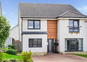 Thumbnail 4 bed detached house for sale in Cypress Road, Motherwell