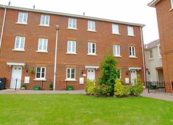 Thumbnail 4 bed terraced house to rent in Grenadier Gardens, Thatcham