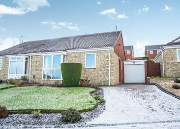 Thumbnail 2 bed bungalow for sale in Fernhill Avenue, Whickham, Newcastle Upon Tyne