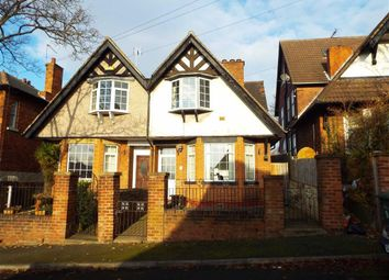 Thumbnail 3 bed property for sale in West Hill Avenue, Mansfield, Nottinghamshire
