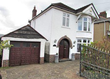 Thumbnail 3 bedroom detached house for sale in Castle Street, Skewen, Neath, Neath Port Talbot.
