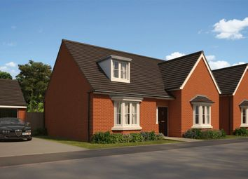 Thumbnail 4 bedroom detached bungalow for sale in The Walk, Withington, Hereford