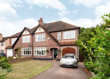 Thumbnail 5 bed semi-detached house for sale in Petts Wood Road, Petts Wood, Orpington