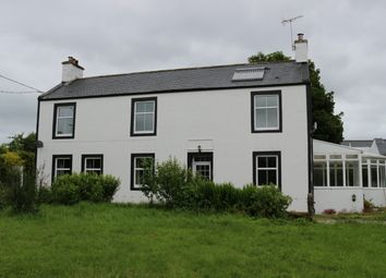 Thumbnail 4 bed detached house for sale in ., Bankshill, Lockerbie