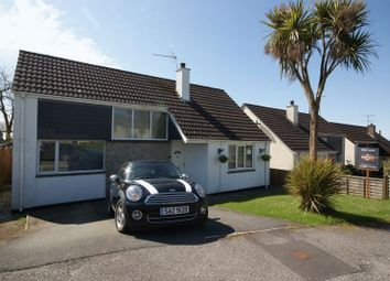 Thumbnail 4 bed detached house for sale in Manor Close, Blisland, Bodmin