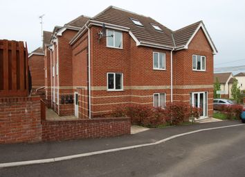 Thumbnail 2 bed flat to rent in Bursledon Road, Hedge End, Southampton