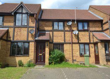 2 bed terraced house for sale in Greystonley, Emerson Valley, Milton Keynes, Buckinghamshire MK4