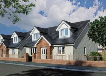 Thumbnail 3 bed detached house for sale in Willie Mckelvey Brae, Kilmarnock, East Ayrshire