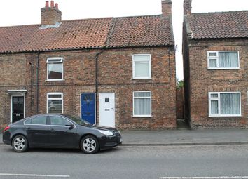 Thumbnail 1 bedroom terraced house for sale in Long Street, Easingwold, York