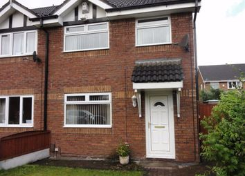 3 bed semi-detached house to rent in Finstock Close, Eccles, Manchester M30