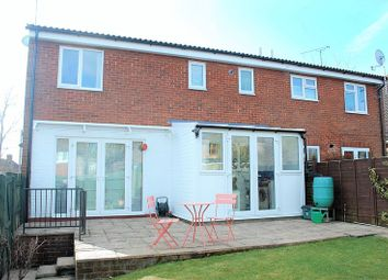 Thumbnail 3 bed semi-detached house for sale in Hillview, Saunderton, High Wycombe