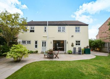 Thumbnail 5 bed detached house for sale in Main Street, Kelfield, York