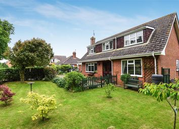 Thumbnail 4 bed detached house for sale in Raithby, Spilsby