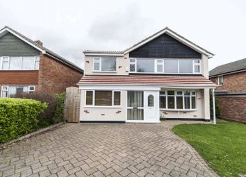 Thumbnail 5 bed detached house for sale in Urlay Nook Road, Eaglescliffe, Stockton-On-Tees