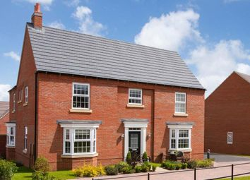 "Thumbnail 5 bedroom detached house for sale in ""Henley"" at Kilby Road, Fleckney, Leicester"