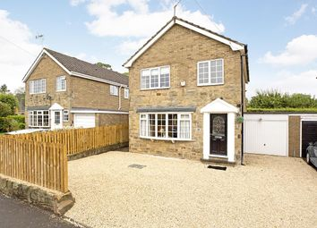 Thumbnail 3 bed detached house for sale in Grangefield Avenue, Burley In Wharfedale, Ilkley