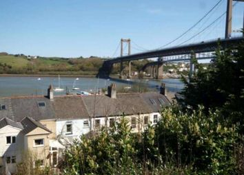 Thumbnail 2 bedroom flat to rent in Biscombe Gardens, Saltash, Cornwall