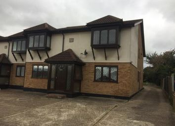 Thumbnail 1 bed flat for sale in 505 High Road, Benfleet, Essex