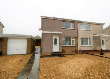 Thumbnail 2 bed semi-detached house for sale in Breck Avenue, Paisley