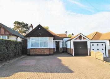 Thumbnail 3 bed detached bungalow to rent in The Warren, Worcester Park