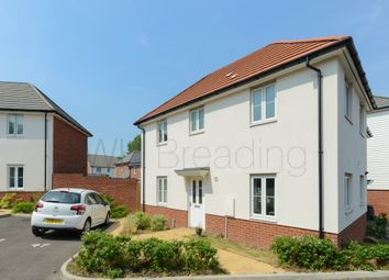 Thumbnail 3 bed terraced house for sale in Viscount Square, Herne Bay