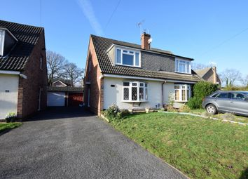 Thumbnail 3 bed semi-detached house for sale in Limes Road, Farnborough