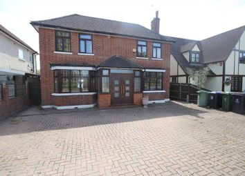 Thumbnail 4 bed detached house to rent in Knighton Way Lane, Denham, Uxbridge