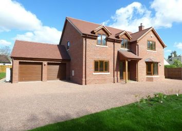 Thumbnail 4 bed detached house for sale in Tunnel Hill, Upton-Upon-Severn, Worcester